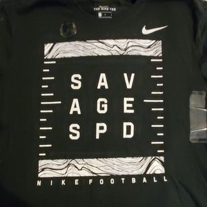 Nike Savage Speed Long Sleeve Tee